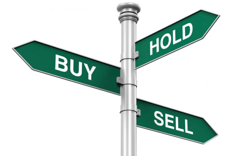 Buy-hold-or-sell